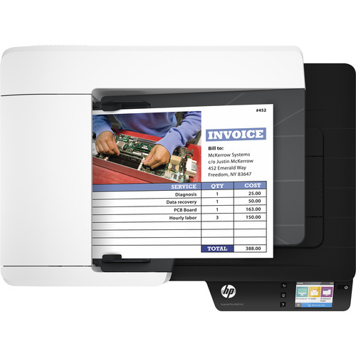 price of HP ScanJet Pro 4500 fn1 Network Scanner on ShopHub   ecommerce, price check, start a business, sell online