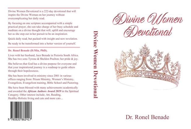 price of Divine Women Devotional by: Dr. Ronel Benade   on ShopHub | ecommerce, price check, start a business, sell online