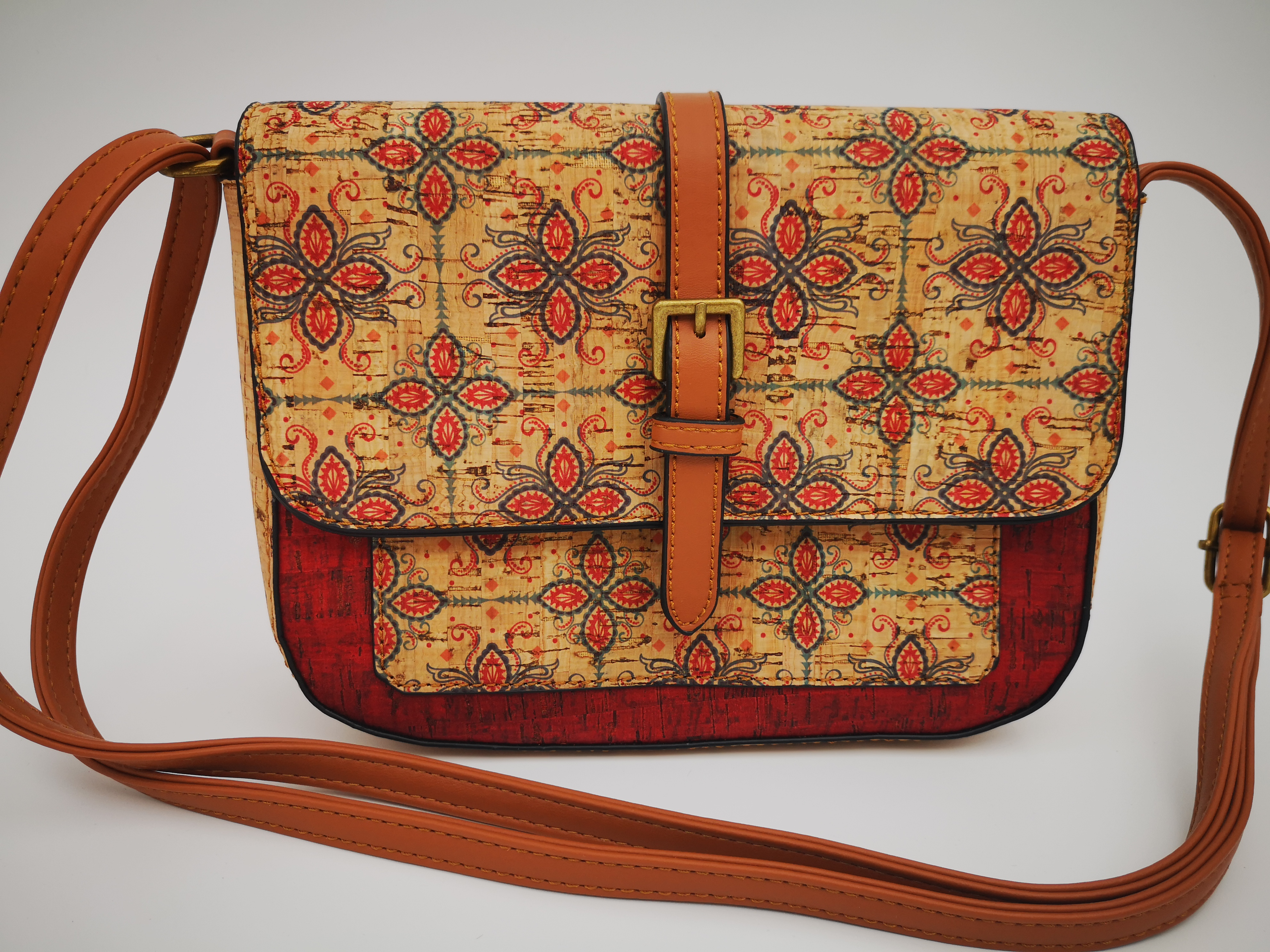 price of Aurora Bag - Red Petal Bliss on ShopHub | ecommerce, price check, start a business, sell online