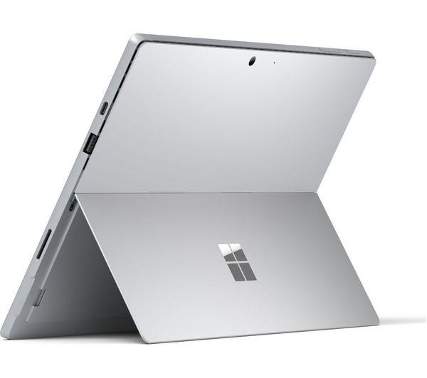 Microsoft Surface Pro 7 (i3, 4GB, 128GB, Platinum