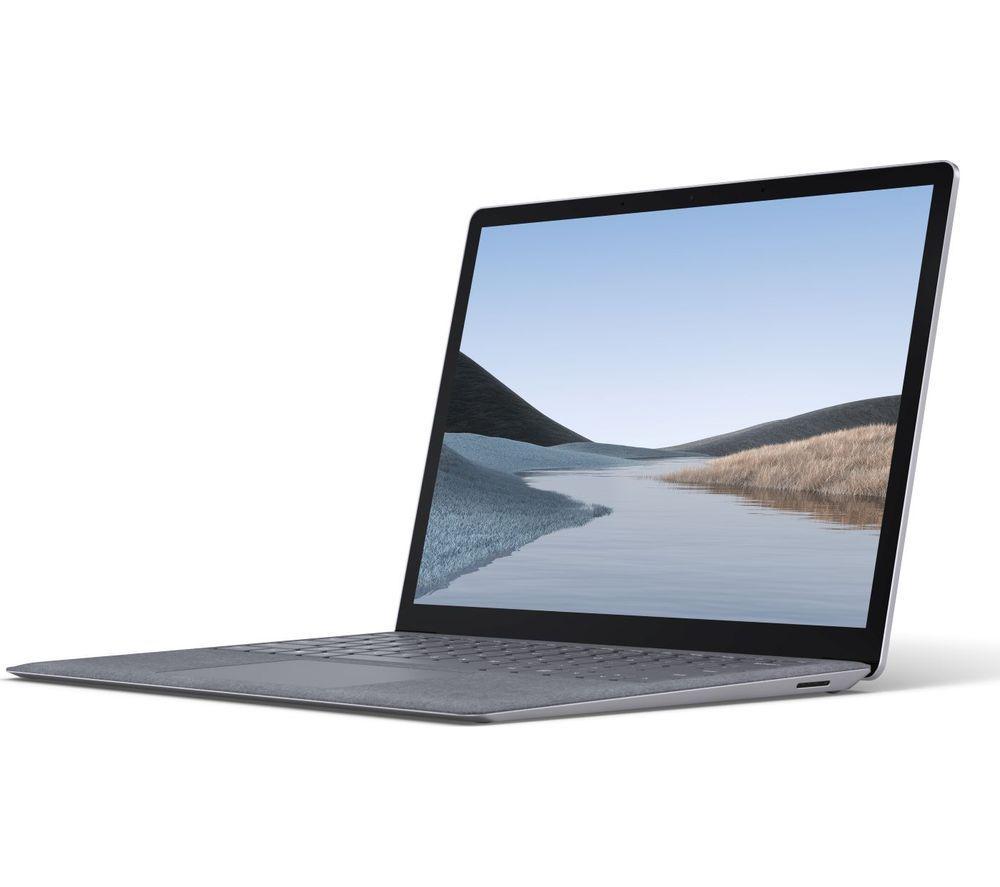 Microsoft Surface Laptop 3 13.5'' Intel Core i5 16GB 256GB Platinum