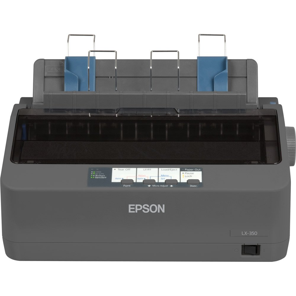 price of Epson LX350 9pin Impact dot matrix,80 columns, Bidirectional Parallel,USB 2.0,128 kB memory included, , Retail Box , 1 year Limited Warranty  on ShopHub | ecommerce, price check, start a business, sell online