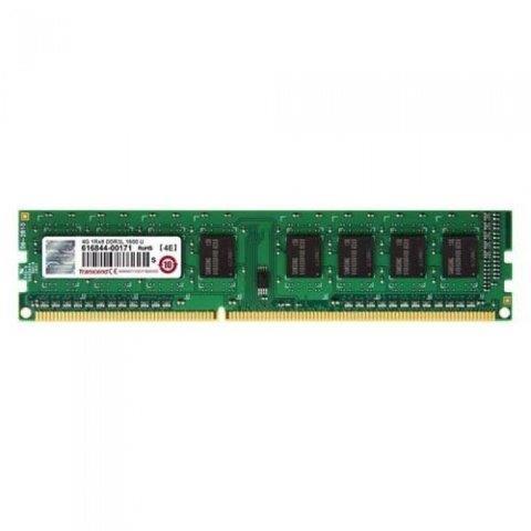 TRANSCEND 4GB DDR3L-1600 LOW VOLTAGE \ DUAL VOLTAGE DESKTOP U-DIMM 1.35V/1.5V