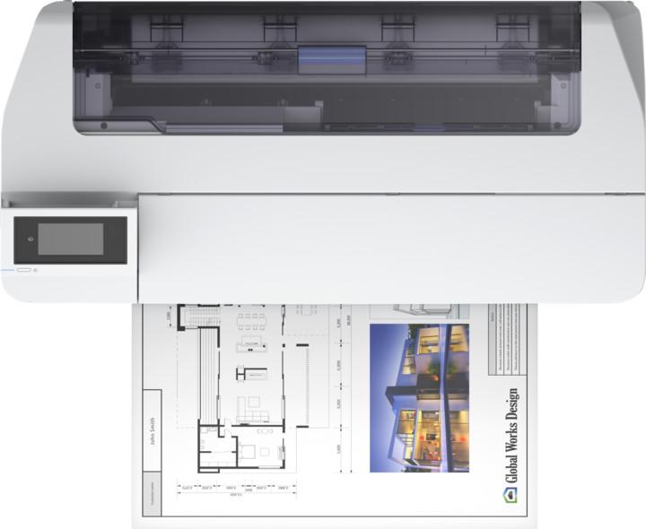SureColor SC-T3100N Large Format Printers B1 4 Ink Cartridges MKYC 2400x1200dpi ...